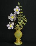 Букет цветов из камня - Очарование