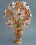 Букет цветов из камня - Солнечный