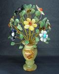 Букет цветов из камня - Пчёлкина радость